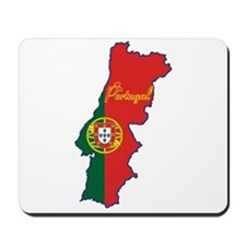 Cool Portugal Mousepad