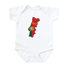 Cool Portugal Infant Bodysuit