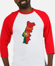 Cool Portugal Baseball Jersey
