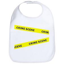 Crime Scene Bib