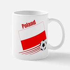 Poland Soccer Team Mug