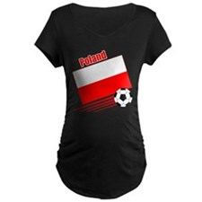 Poland Soccer Team T-Shirt