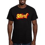 95ynf Fitted T-shirts (Dark)