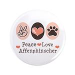 Peace Love Affenpinscher 3.5