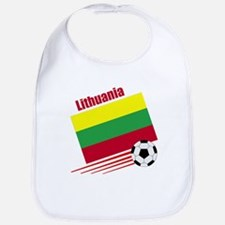 Lithuania Soccer Team Bib