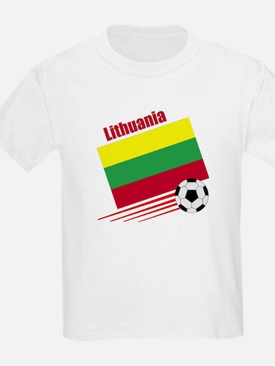 Lithuania Soccer Team T-Shirt