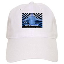 "Chuck ""The Iceman"" Kanouse Baseball Cap"