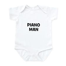 Piano man Infant Bodysuit