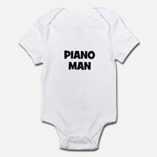 Piano man Infant Bodysuit