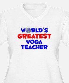 World's Greatest Yoga .. (A) T-Shirt
