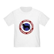 Border Terrier Bullseye T
