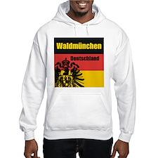 Waldmünchen Deutschland Hoodie