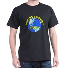World's Greatest Poly (D) T-Shirt
