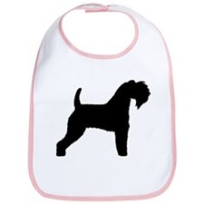Kerry Blue Terrier Bib