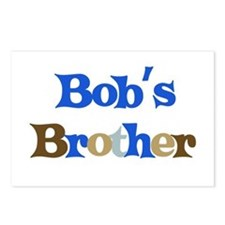 Bob's Brother  Postcards (Package of 8)