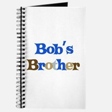 Bob's Brother Journal