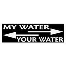 MY WATER/YOUR WATER