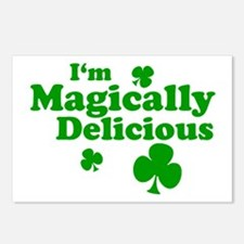 I'm Magically Delicious Postcards (Package of 8)