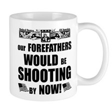 """Our Forefathers"" Mug"