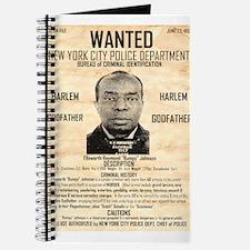 Wanted Bumpy Johnson Journal