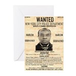 Wanted Bumpy Johnson Greeting Cards (Pk of 10)