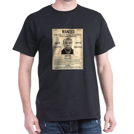 Wanted Bumpy Johnson Dark T-Shirt