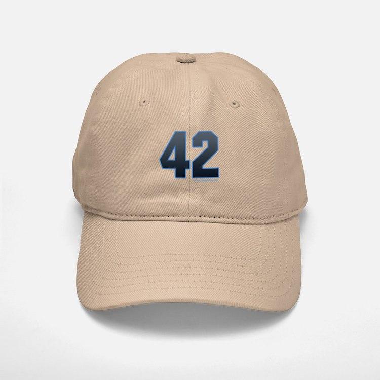 """42"" Baseball Baseball Cap"