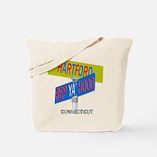 REP HARTFORD Tote Bag