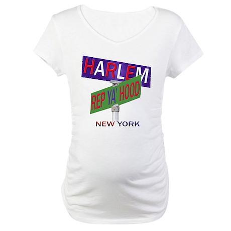 REP HARLEM Maternity T-Shirt