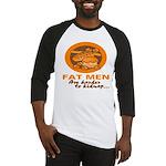 Fat Men Baseball Jersey