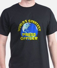 World's Greatest Press.. (D) T-Shirt