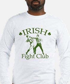 Irish Fight Club GR Long Sleeve T-Shirt