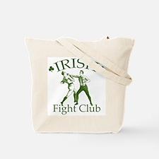 Irish Fight Club RS Tote Bag