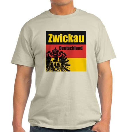 Zwickau Deutschland Light T-Shirt