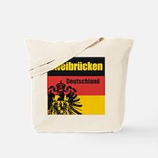 Zweibruecken Deutschland Tote Bag