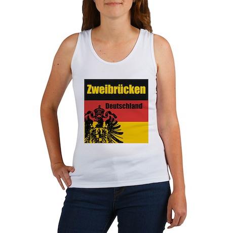 Zweibrücken Deutschland Women's Tank Top