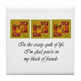 Quilting Drink Coasters