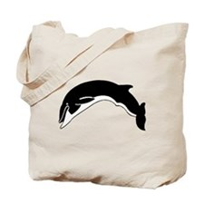 Whale lovers Tote Bag