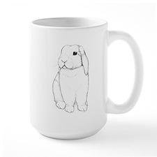 Lop Rabbit Ceramic Mugs