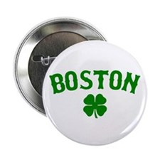 "Boston Irish 2.25"" Button"