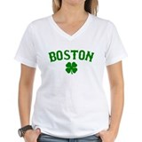 St patricks day Womens V-Neck T-shirts