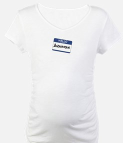 My Name is: Anonymous Shirt