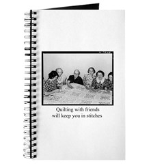 Quilting With Friends Journal