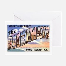 Rockaways Long Island NY Greeting Card