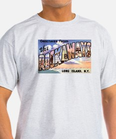 Rockaways Long Island NY (Front) T-Shirt