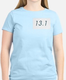 Running's Life Lessons - 13.1 T-Shirt