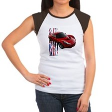 Ardent Red Elise Tee