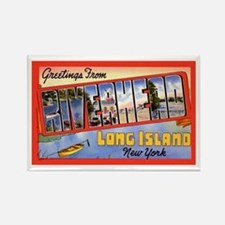 Riverhead Long Island NY Rectangle Magnet