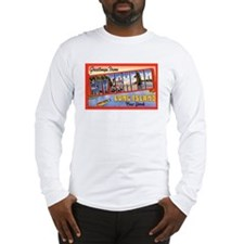 Riverhead Long Island NY Long Sleeve T-Shirt