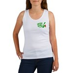Redhead Irish Girl Women's Tank Top